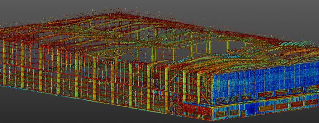 Measured Buildings Surveys